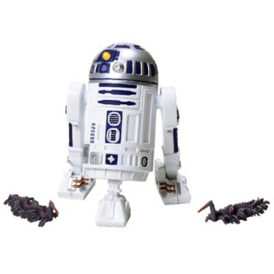Star Wars AOTC R2-D2 Coruscant Sentry Action Figure Hasbro