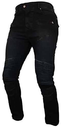 Motorcycle Denim Jeans - 9