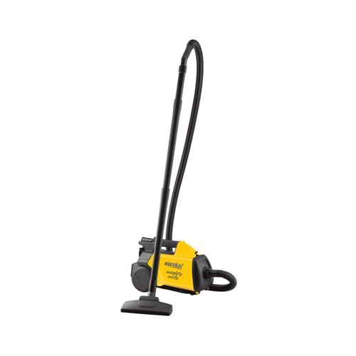 Top 10 best selling canister vacuum cleaners september 2017 eureka mighty mite canister vacuum 3670g corded by eureka sciox Choice Image