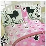 Disney Minnie Mouse Full Sheet Set ~ Pink