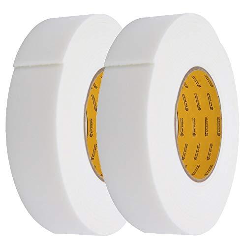 MyLifeUNIT Double Sided Sponge Rubber Foam Tape 1.4
