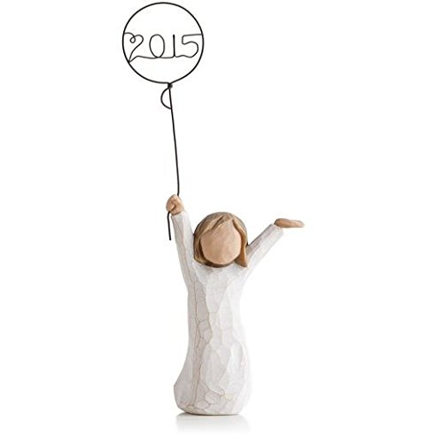 - Willow Tree Here's to You! 2015 Hallmark Exclusive