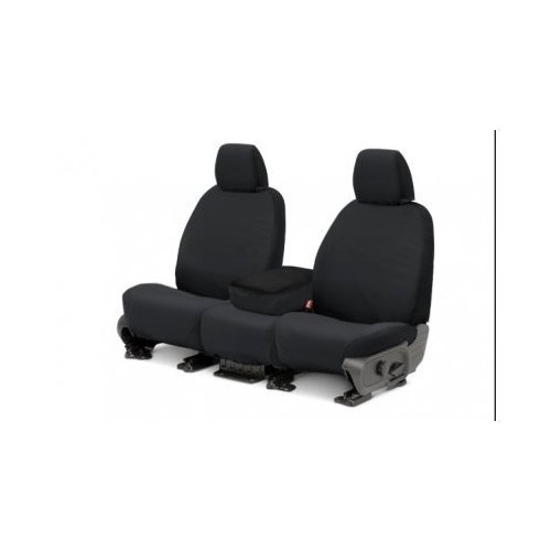 Charcoal Polycotton Covercraft SS2462PCCH SeatSaver Front Row Custom Fit Seat Cover for Select Ford Escape Models