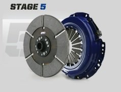 [SPEC URSF005 Clutch Kit Stage-5 2002-2004 Ford Focus] (Ford Focus Spec Clutch)
