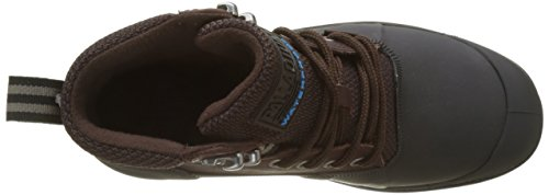 Adulto Altas Black Sporcuf Marrón 0 Wp2 Unisex Zapatillas Palladium Rock U w6pT0xX6q