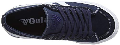 Donna Sneaker navy white Gola Ii Blue Ew Quota CUnqPB