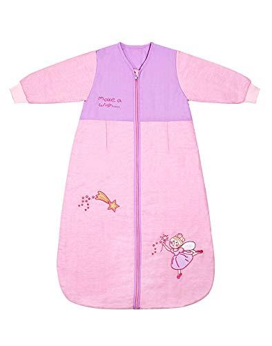 (Slumbersac Baby Sleeping Bag 2.5 Tog - Pink Fairy, 0-6 Months)