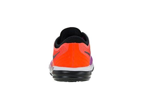 W Pnk Nike fr Print Gimnasia 4 de Zapatillas Mujer ttl Vlt Dual TR Fusion Azul Hypr Blk para Crmsn BwCdwqU