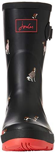 Mollywelly Tom Bottes Schwarz Blkjdog Femme Joule Dog Jumper black Pluie De URpqxUnr