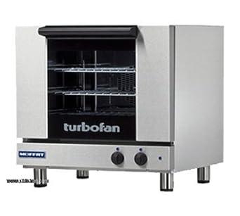 Amazon.com: Moffat e23 m3 turbofán eléctrico encimera horno ...