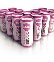 Lavender GoGirl (Pink Tube) 12 pack Review