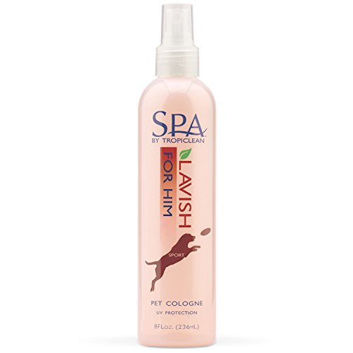 - SPA by TropiClean For Him Pet Cologne, 8oz