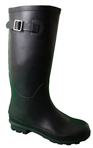 8 SIZE LADIES WOMENS 5 RAIN 3 FUNKY 9 SIMPLE MUD UK SNOW 6 4 PLAIN WELLIES BOOTS B20 SELLER 6 BUCKLE 7 BLACK FESTIVALS 5 xAnq7wArC