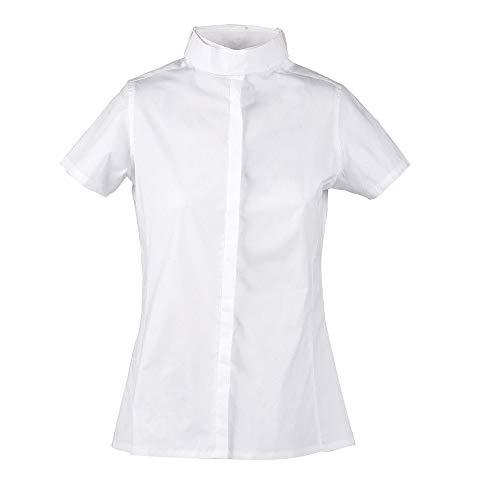 Dublin Womens/Ladies Twyford Show Shirt (10 US) (White) ()