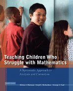Teaching Learners Who Struggle with Mathematics (2nd, 09) by Sherman, Helene J - Richardson, Lloyd I - Yard, George J [Paperback (2008)]