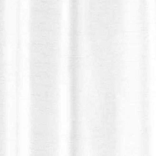 Kids Room Nursery-Assorted Colors-Set of 2 Panels Livingroom 2 Piece 54 W x 84 L BALI 12888D=12 Duck River Textiles Bali Faux Silk Grommet Top Window Curtain Drapes for Bedroom Children 54 W x 84 L White