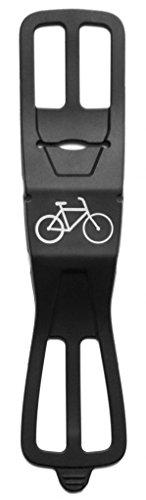 "Finn The Roadie Universal Smartphone Bike Mount - Award Winning, Fits Every Phone & Every Bike - Screens to 5.9"""