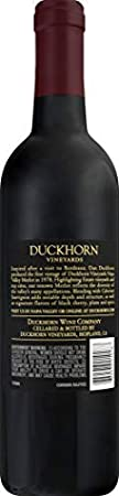 Duckhorn Napa Valley Merlot 2013 750ml 14.00%