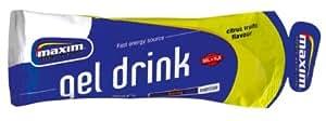 Gel Energético Maxim Gel Drink Citrus 60ml