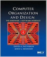 Computer Organization And Design 4th Forth Edition Text Only David A Patterson Amazon Com Books