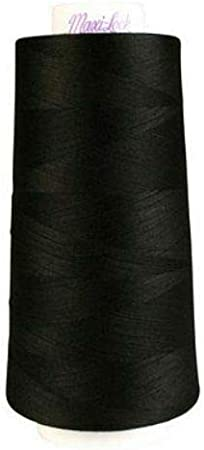 Maxi-Lock Stretch Serger Cone Thread 2,000yd-Light Grey 54-32432