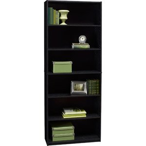 ameriwood 6 shelf bookcase black affordable and quality book shelves they are also adjustable for your convenience this is great for the office bookshelves office great