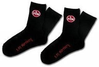 Gr/ö/ße:21-24 Gr/ö/ßen FCN Fanartikel 1.FC N/ürnberg ABS Baby-Socke Socken versch