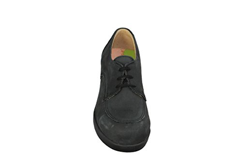 jallatte Amanda biotane P1Business Zapatos de trabajo Guantes plano negro Negro - negro