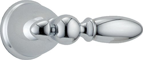 Delta Faucet H716 Victorian, Single Metal Lever Handle Kit, Chrome (Single Chrome Victorian)