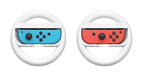 Nintendo Joy-Con Wheel (Set of 2) - White - Switch 2