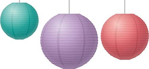 Shabby Chic Paper Lanterns (TCR77231)