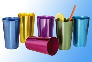 Aluminum Tumbler Set (Tumbler Cups Aluminum)