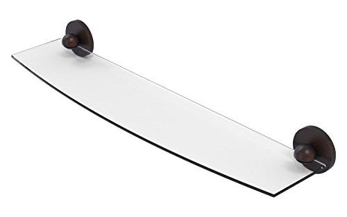 Prestige Skyline Collection 24 Inch Glass Shelf (Skyline Wall Prestige)