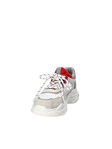 Grigio Donna amp; Gt528 Gold Sneakers 40 B18 P78Hq6