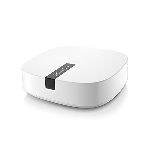 (Sonos Boost – Provide your Sonos Home Sound System with a Wireless Network connection.)
