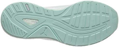 Puma Women s NRGY Neko Sport Wn s White-Fair Aqua Running Shoes-5 (.  Loading images. e98ef17b9