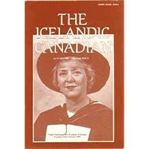 The Icelandic Canadian Magazine, Summer, 1989