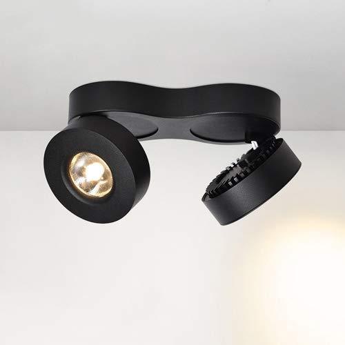 Skingk Techo de doble luz del proyector del techo del techo del ...