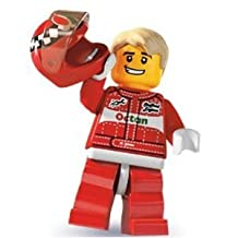 LEGO® Collectible Figures™ Series 3 - Race Car Driver - 8803