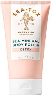 (Bath and Body Works SEA-TOX Sea Mineral Body Polish 8 Ounce)