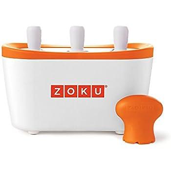 Zoku Quick Pop Maker, White
