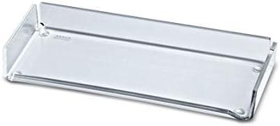 Maul Acryl-Stifteschale, 1-fach, Glasklar