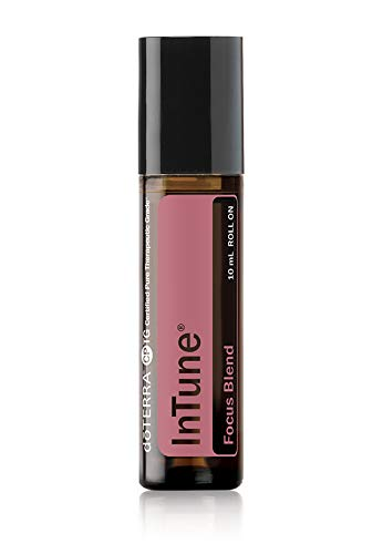 1 bottle New Sealed Authentic doTERRA Intune Essential Oil Roll On 10ml + FREE Shipping