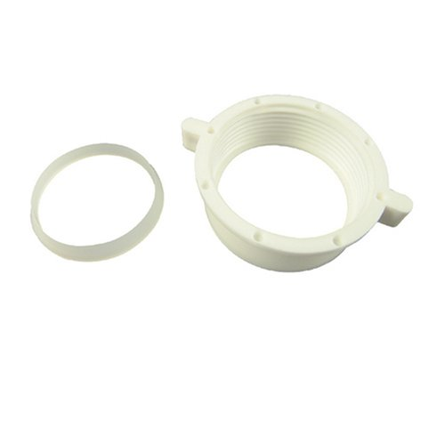 - Danco 86797 Slip Joint Nut And Washer, Plastic, White