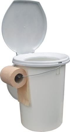 Need A Loo/ Portable Chemical Toilet/ Camping New 20Ltr: Amazon.co ...