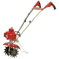Mantis 7924 2-Cycle Plus Tiller/Cultivator with FastStart Technology for 75% Easier Starts