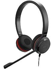 Jabra Evolve 30 MS headset, Evolve 30, Stereo, zwart