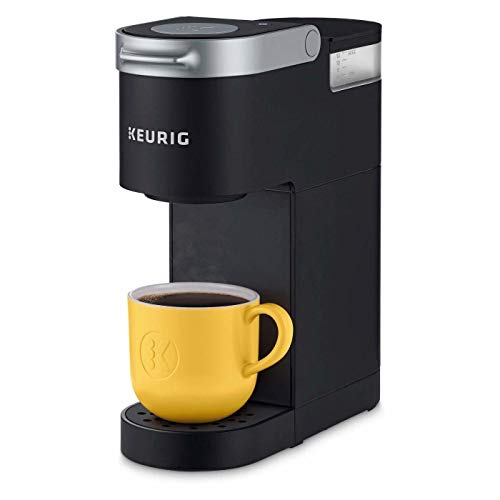 Keurig K-Mini Single Serve K-Cup Pod Coffee Maker (Black)