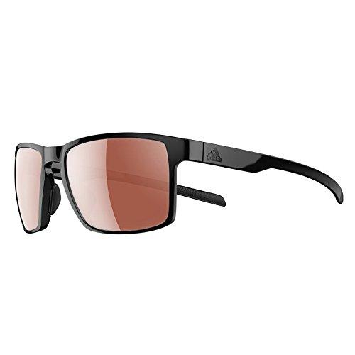 adidas Wayfinder Sunglasses 2018 Black Matte Gray (Sunglasses Men Adidas)