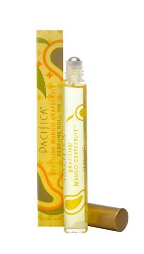 Pacifica Brazilian Mango Grapefruit Perfume Roll-on -